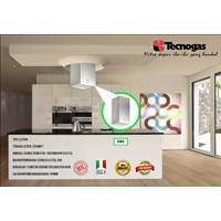 Jual Tecnogas KIMA Cooker Hood Luxury New 2
