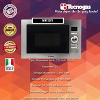 Jual Tecnogas MWF25PX Oven sweet premium  2