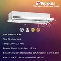 Distributor Tecnogas SLA90 Cooker Hood Kualitas Internasional  3