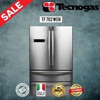 Dari Tecnogas TF702WEN Kulkas Dan Freezer Premium Dan Mewah  1