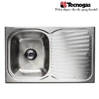Tecnogas TS801VD Kitchen Sink Premium 2018 1