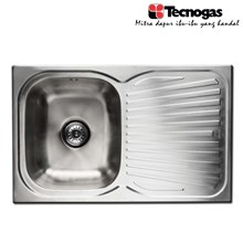 Tecnogas TS801VD Kitchen Sink Premium 2018
