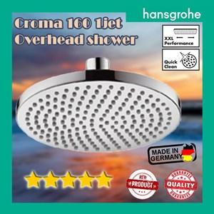 hansgrohe Croma 160 1jet Overhead shower