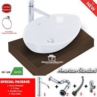 Sell American Standard Special Promo Package Washbasin Eye Vanitory Series Complete 2