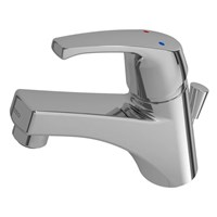 "FAUCET HOT & COLD TX 108 LDN SINGLE LEVER LAVATORY FAUCET WITH 11/4"" POP-UP WASTE TOTO"