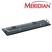 Meridian Flat Glass Shelf (Aksesoris Kamar Mandi) AJ-3350-BLR