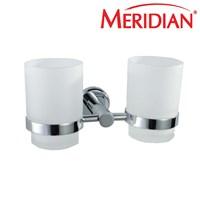 Meridian Double Tumbler (Aksesoris Kamar Mandi)  A-31111 1