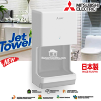 Beli Mitsubishi Jet towel hand dryer pengering Tangan Asli Japan 4