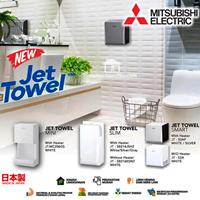 Mitsubishi Jet towel hand dryer pengering Tangan Asli Japan 1