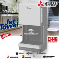 Distributor Mitsubishi Jet Towel Hand Dryer from japan 3