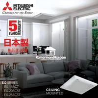 Jual Mitsubishi Ceiling Exhaust Fan EX25SC5T  10 inch Asli Japan 2