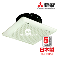 Dari MITSUBISHI EX-20SC5T Ceiling Mounted Ventilator Exhaust Fan Asli 0