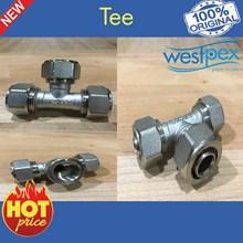 Tee T 32 Copper Westpex