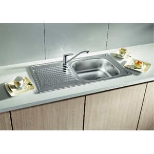 Dari Big Sale Blanco Magnat Kitchen Sink asli buatan Jerman  6
