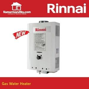 Dari Rinnai REU-5CFM Water Heater Gas 5 liter Bergaransi Resmi Top Quality  2