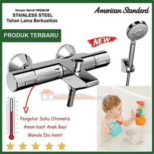 Dari American Standard New Thermostatic bathroom package  klaim hadiah bonus 5