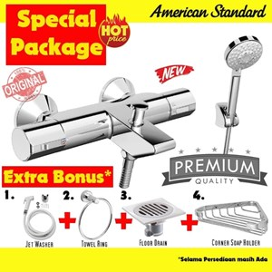 Dari American Standard New Thermostatic bathroom package  klaim hadiah bonus 0