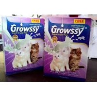Jual Growssy Milk Cat