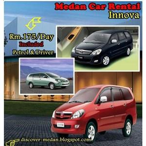 Rental Innova Medan By Enjoy Holiday Medan Tour And Travel