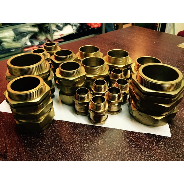 Cable gland industrial Unibell CW For Armour Cable