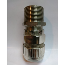 Cable Gland Hawke Brass Nickel Plated 501-453 RAC