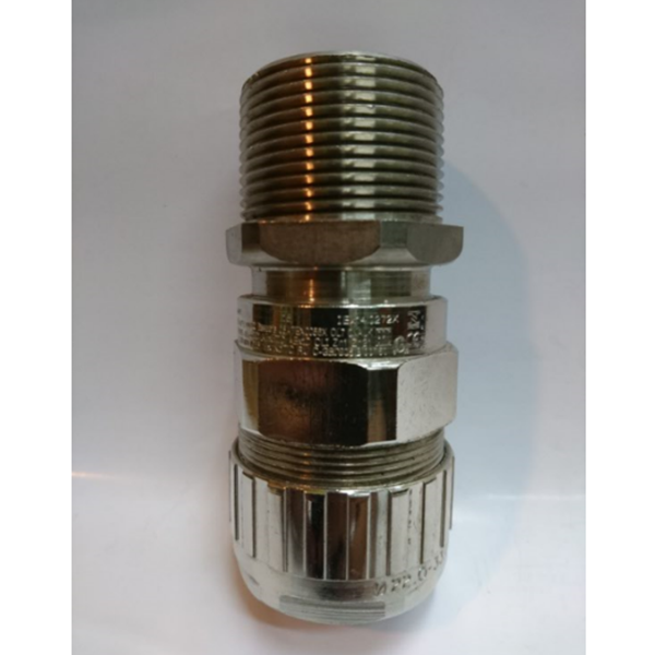 Cable Gland Hawke Brass Nickel Plated 501-453 RAC 1 1/4 mm (C C2)