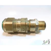 Brass Cable Gland CMP E1FX M20