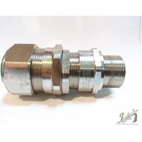 Cable Gland CMP Brass Nickel E2FW M32