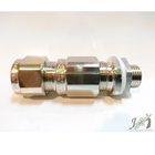 Cable Gland OSCG Brass Nickel M 16A 1