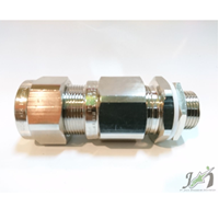 Cable Gland OSCG Brass Nickel M 20b