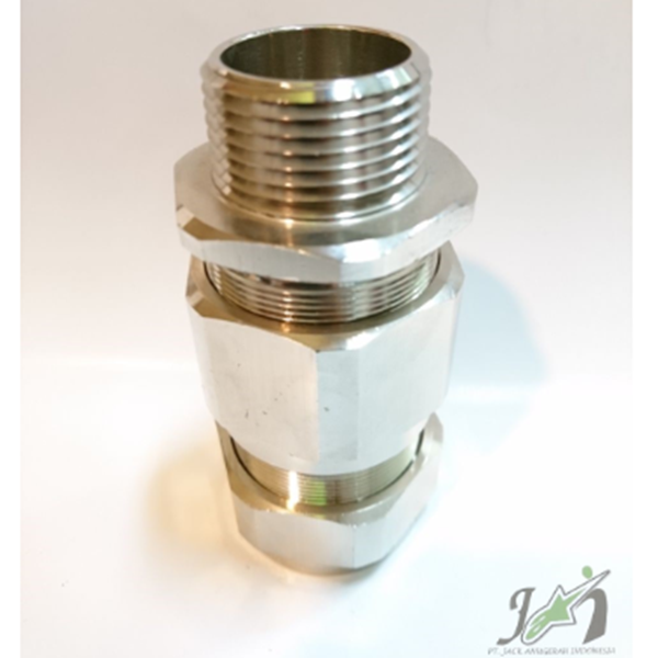 Cable Gland OSCG Brass Nickel NPT 1inch 32B
