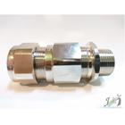 Cable Gland OSCG Brass Nickel NPT 3/4 Inch 25B 1