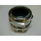 Cable Gland PG Brass Nikel Plated 1