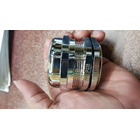 Cable Gland PG Brass Nikel Plated 3