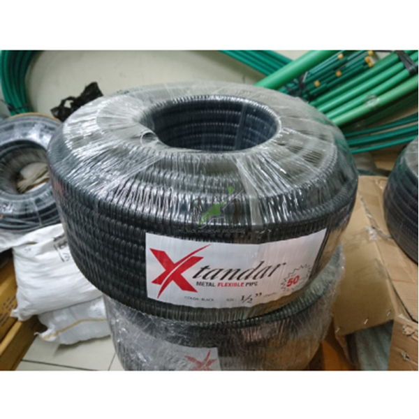 Pipa Flexible Metal Conduit Xtandar 1/2 Inch
