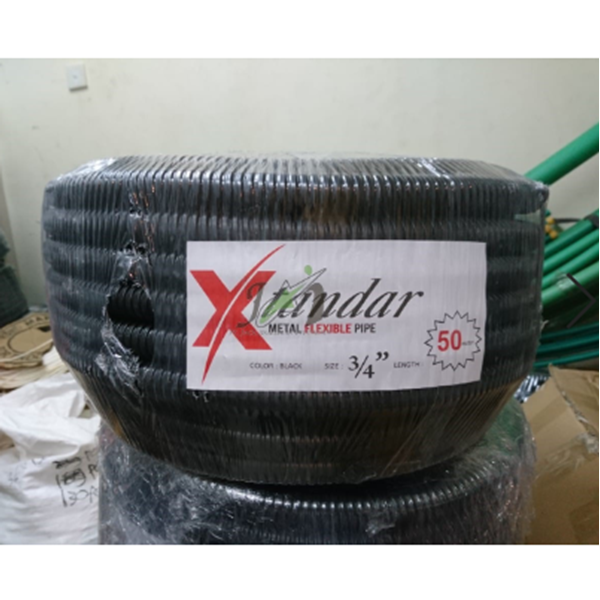Pipa Flexible Metal Conduit Xtandar 3/4 Inch