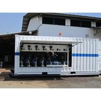 Jual Mesin Pertambangan Lube Container