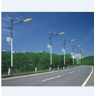 Tiang Lampu Tenaga Surya 7M Single Arm 2
