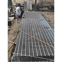 Steel Grating Galvanis
