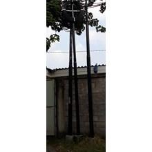 Tiang Lampu / Tiang Telkom
