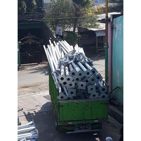 PJU Bulat / Oktagonal Lamps / Pillar Rod