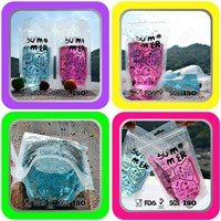CLEAR SUP (Stand-Up Pouch) ZIPLOCK