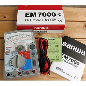 Sell Sanwa EM7000 Analog Multimeter from Indonesia by Toko Asia  Industri,Cheap Price