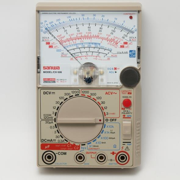 Sell Sanwa Cx506a Analog Multimeter From Indonesia By Toko Asia IndustriCheap Price