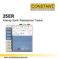 Jual CONSTANT 25ER Earth Resistance Tester