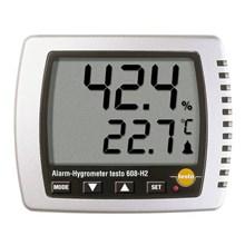 Testo 608-H2 - Humidity Dewpoint Temp. Monitor