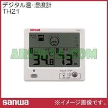 Sanwa TH21 Thermo & Hygro Meter