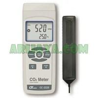 Jual LUTRON GC-2028 CO2 METER Temperature
