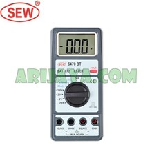 SEW 6470 BT Battery Tester