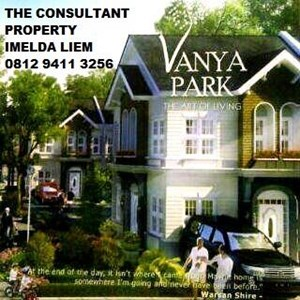 VANYA PARK @ BSD CITY BY SINARMAS LAND By PT  GRAHA PHILEO MAKMUR ABADI